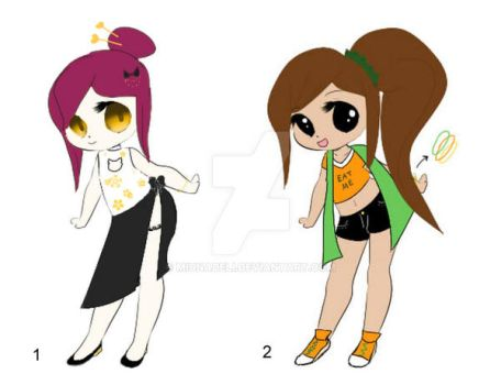 CHEAP Adopts Points [OPEN] by Miunadeli