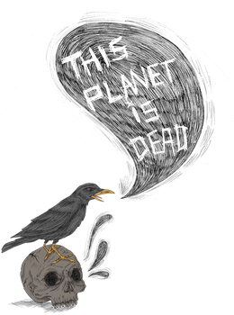 This Planet is dead by GakiRules