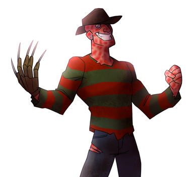 1, 2, Freddy's coming for you... by cartoonjunkie