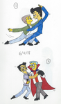 The Simpsons: A Couple's Variations by Lizlovestoons12