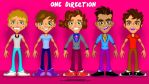 ONE DIRECTION by nicotronick