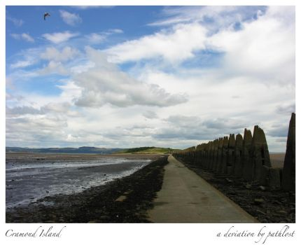 Cramond Island by pathlost