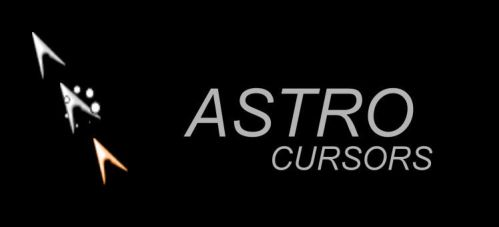 Astro Windows Cursors by manoluv