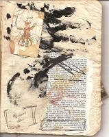 madman's journal front page by objekt-stock