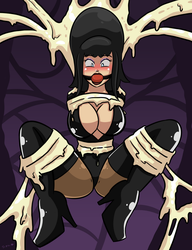 Elvira Webbed by Daisy-Pink71