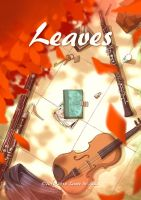 Leaves by Little-Endian