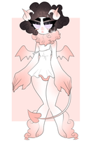imp baby! by dollieguts