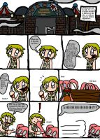 Silent Hill 3 Chibi Edition P1 by Queen-of-the-Undead6