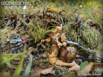 3D printed Action Figures Darkbugs E by hauke3000