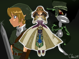 Twilight Princess by OfficialChii24