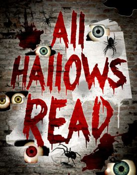 All Hallows Read Bloody Wall 2016 by blablover5