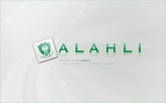 ALAHLI SAUDI CLUB by reddevil8