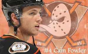 Cam Fowler by Kaito42