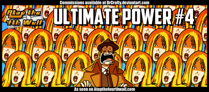 AT4W: Ultimate Power #4 by DrCrafty