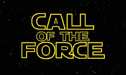 Call of the Force - Cover by 2sisters34