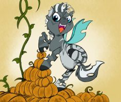 Halloween Commission - Changeling by Pimander1446