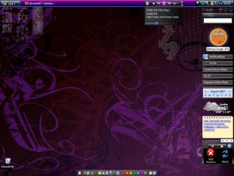 yet ANOTHER desktop... by u-m-b-r-a