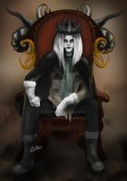Wulgrin, the King Vampire by Diddha