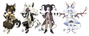 Mixed Adopts Batch 6 [closed] by yhviia-adopts