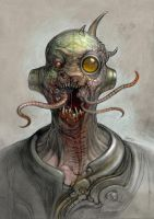 Monster by Boban-Savic-Geto