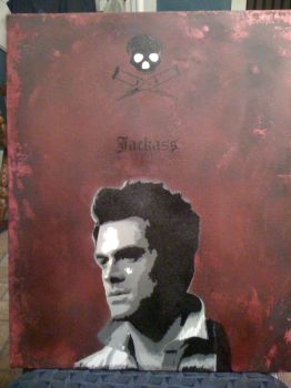 johnny knoxville by TheRealTiKi