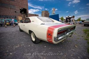69 Charger Back by AmericanMuscle