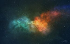 Eagle nebulae by Fug4s