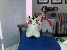 Rare Dodger plushie New With Tags by FireNationPhoenix