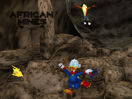 Ducktales African Mines by Gale-Kun