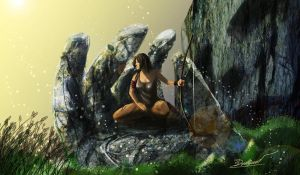 Tomb Raider 2012 by suza90