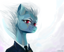 Comrade of sky by utauYan