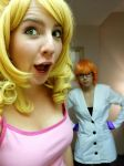 Deedee and Dexter by i-wish-i-dream
