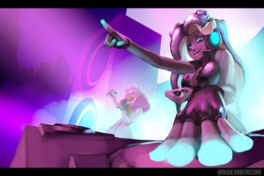 214 - Splat2n Rave by dudeunderscore