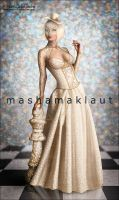White Queen by mashamaklaut