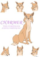 Charmer Character Sheet by silenceangel