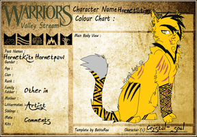 HornetSting Updated Ref. by Cristal-Soul