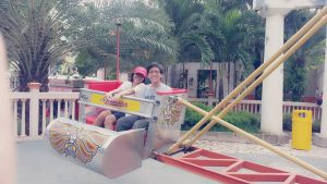 DO FUN at DUFAN by devinakemmy