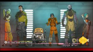 Guardians of the Galaxy Far, Far Away by Faisca2