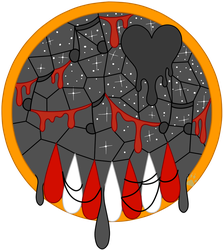 C Plague Rat Stained Glass by Beadedwolf22
