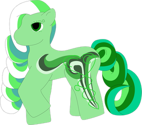 100 Ponies - Mojito by CassidyPeterson