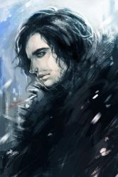 Winter is Coming by Ecthelian