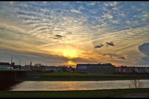 End of The Day View CVI by rekokros