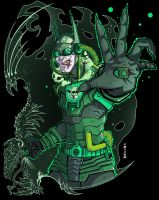 Batman the Dawnbreaker (METAL) by Njns