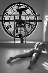 In the Clock Tower by phasedbylight