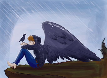 A Winged Virgil by tenables