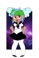 Earth Chan by Sp00ky--Gh0st