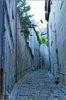In the streets of Blois by ShlomitMessica