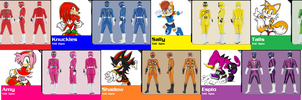 Sonic the Hedgehog ToQger (Toku Unlimited Project) by AdrenalineRush1996