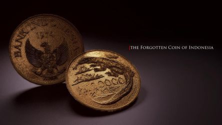 the forgotten coin of Indonesia by bboyid