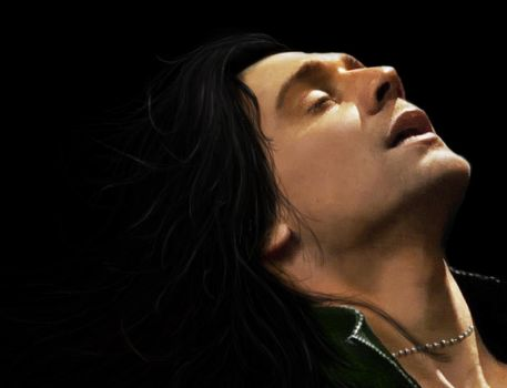 Loki - Ecstasy by RancidRainbow